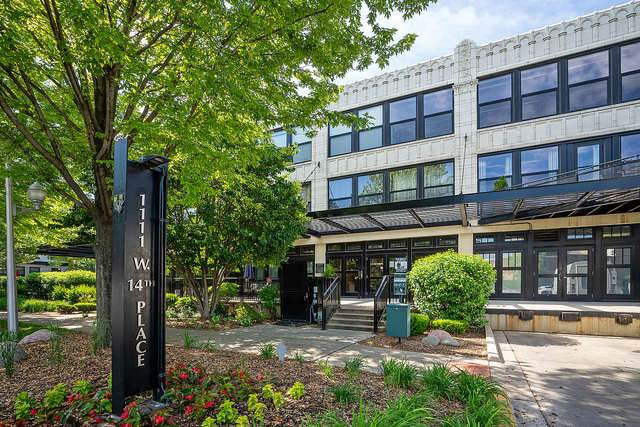 1111 W 14th Place #229, Chicago, IL 60608 (MLS #10743750) :: Property Consultants Realty