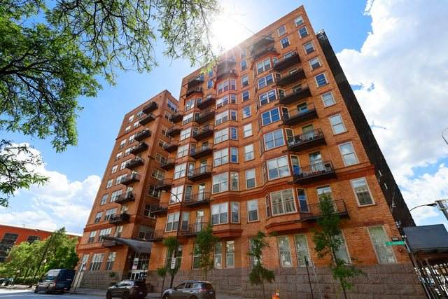 500 S Clinton Street #202, Chicago, IL 60607 (MLS #10743882) :: Property Consultants Realty