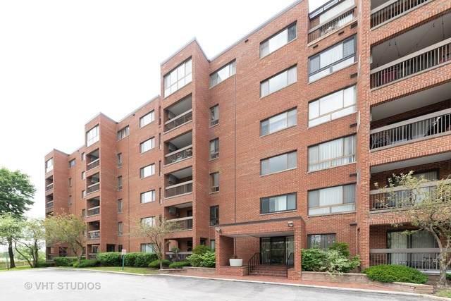 600 Naples Court #110, Glenview, IL 60025 (MLS #10744064) :: John Lyons Real Estate