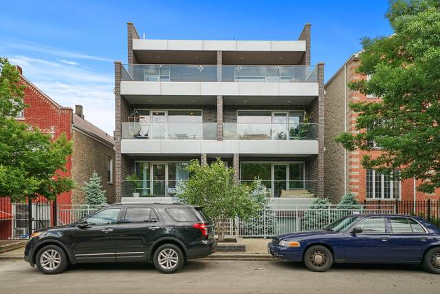 1335 N Bosworth Avenue 2N, Chicago, IL 60642 (MLS #10744138) :: Property Consultants Realty