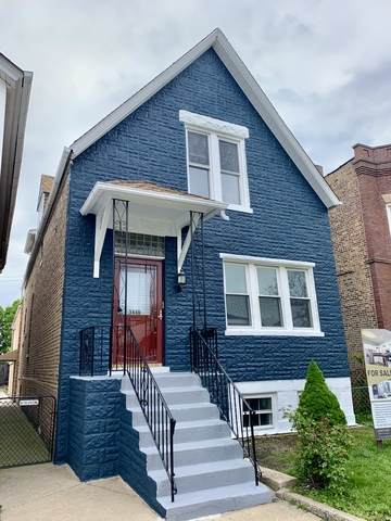 3440 S Paulina Street, Chicago, IL 60608 (MLS #10744418) :: Property Consultants Realty
