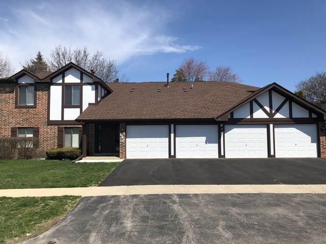 842 Cross Creek Drive N A2, Roselle, IL 60172 (MLS #10744421) :: Angela Walker Homes Real Estate Group