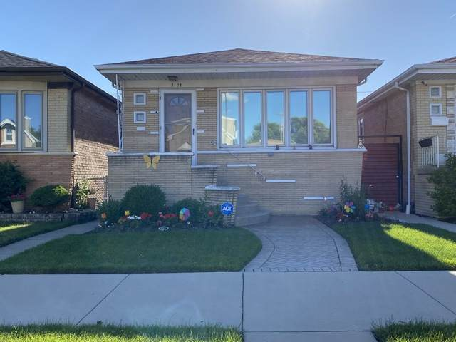 5128 S Tripp Avenue, Chicago, IL 60632 (MLS #10744536) :: Property Consultants Realty