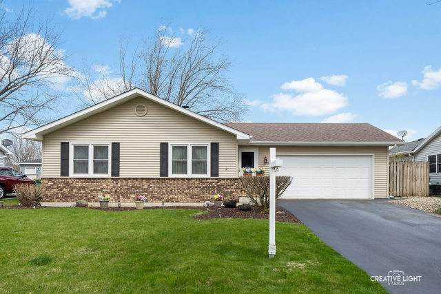 611 Birchwood Drive, North Aurora, IL 60542 (MLS #10744544) :: Property Consultants Realty