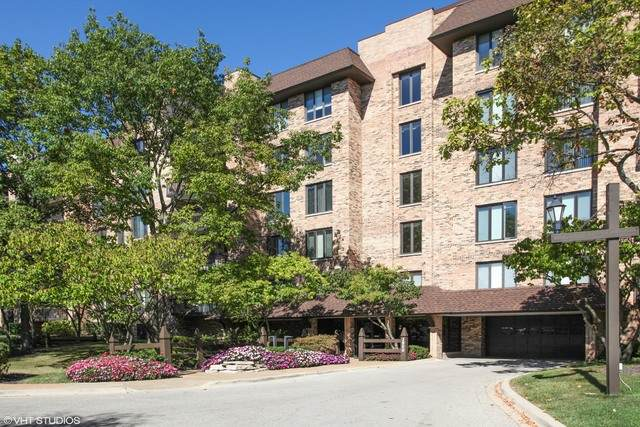 3810 Mission Hills Road #501, Northbrook, IL 60062 (MLS #10744919) :: Property Consultants Realty