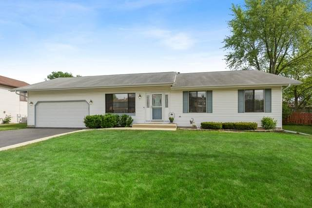 718 Coral Avenue, Bartlett, IL 60103 (MLS #10745031) :: Angela Walker Homes Real Estate Group