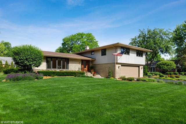 157 Carriage Way Drive, Burr Ridge, IL 60527 (MLS #10745047) :: Property Consultants Realty