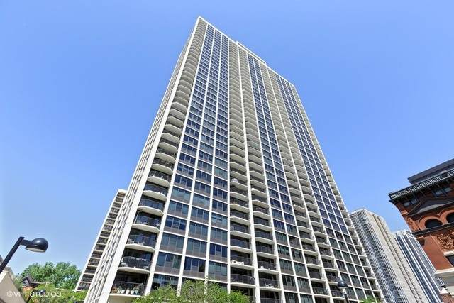 1560 N Sandburg Terrace #3605, Chicago, IL 60610 (MLS #10745398) :: Property Consultants Realty