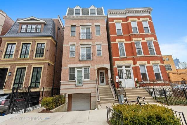 1437 N North Park Avenue #2, Chicago, IL 60610 (MLS #10745528) :: Property Consultants Realty