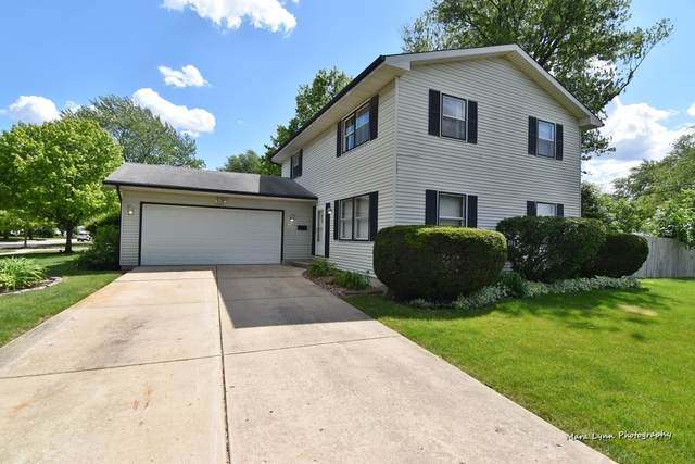 1720 Heather Drive, Aurora, IL 60506 (MLS #10745582) :: Property Consultants Realty