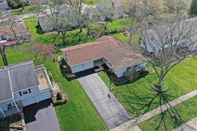 981 Alden Lane, Buffalo Grove, IL 60089 (MLS #10745676) :: Property Consultants Realty