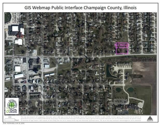 802 E Warren Street, ST. JOSEPH, IL 61873 (MLS #10745740) :: Ryan Dallas Real Estate