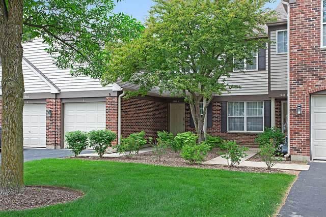 1946 Heron Avenue C, Schaumburg, IL 60193 (MLS #10746015) :: Angela Walker Homes Real Estate Group