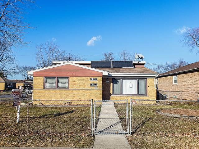 281 Sauk Trail, South Chicago Heights, IL 60411 (MLS #10746062) :: Property Consultants Realty