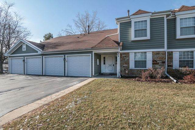 603 Eastview Court Z1, Schaumburg, IL 60194 (MLS #10746237) :: Property Consultants Realty