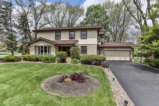 22W170 Hillcrest Terrace, Medinah, IL 60157 (MLS #10746381) :: Property Consultants Realty