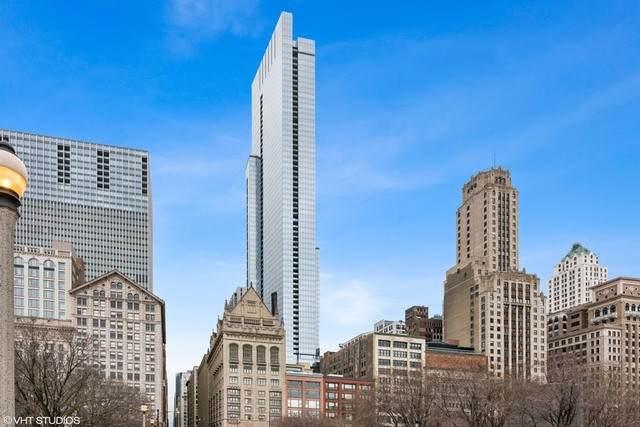 60 E Monroe Street #3804, Chicago, IL 60603 (MLS #10746507) :: Angela Walker Homes Real Estate Group