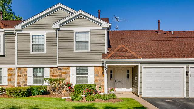 601 Eastview Court Z2, Schaumburg, IL 60194 (MLS #10746556) :: Property Consultants Realty