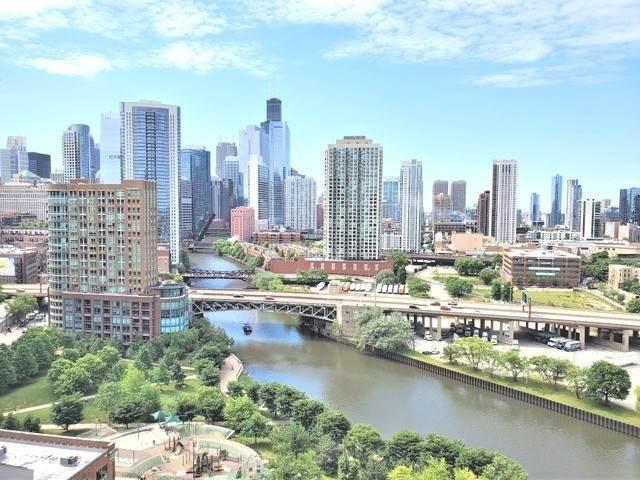 700 N Larrabee Street #1409, Chicago, IL 60654 (MLS #10746695) :: Lewke Partners