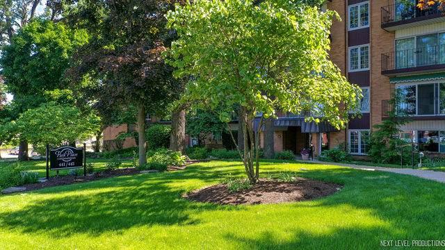 441 N Park Boulevard 2I, Glen Ellyn, IL 60137 (MLS #10746735) :: Property Consultants Realty