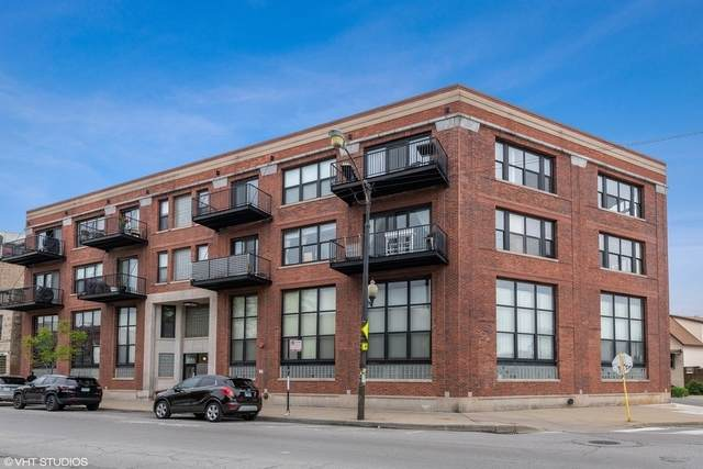 2161 N California Avenue #308, Chicago, IL 60647 (MLS #10746858) :: Property Consultants Realty