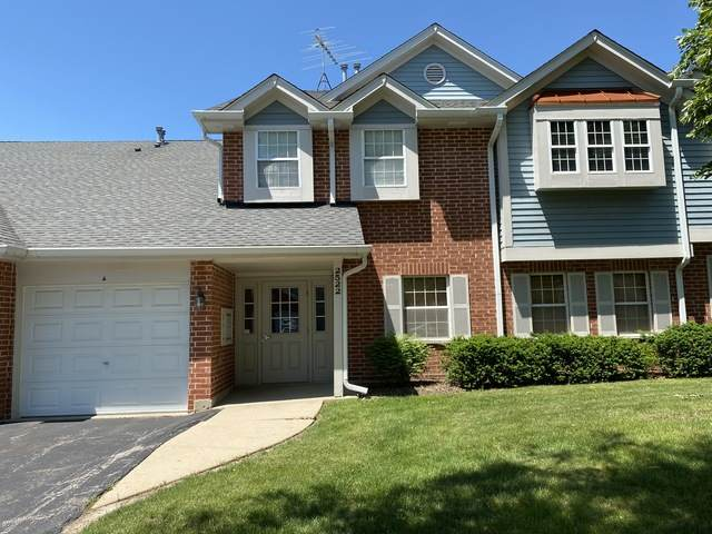 2522 Charleston Drive #1, Schaumburg, IL 60193 (MLS #10746868) :: Ani Real Estate