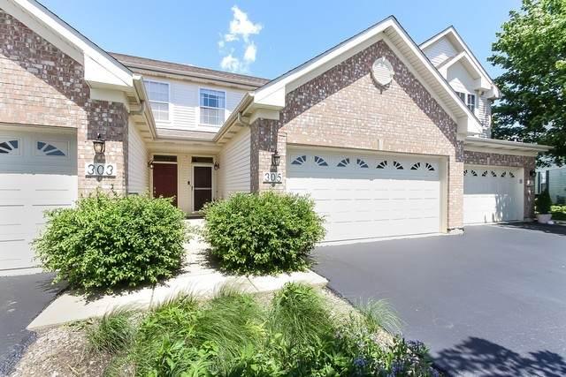 305 Lake Gillilan Way, Algonquin, IL 60102 (MLS #10746927) :: John Lyons Real Estate