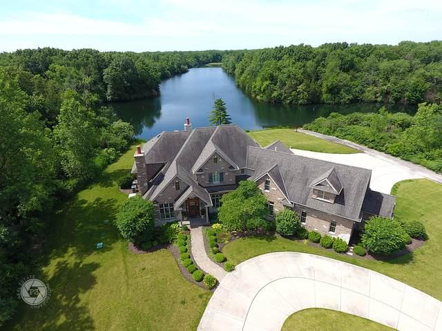 3860 N Heron Lake Court, Morris, IL 60450 (MLS #10747126) :: John Lyons Real Estate