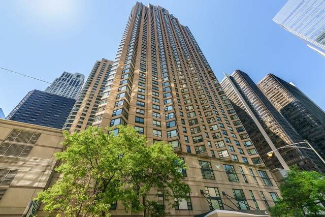 401 E Ontario Street #1110, Chicago, IL 60611 (MLS #10747151) :: Property Consultants Realty