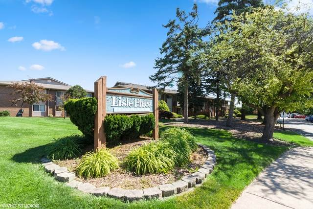 2300 Old Tavern Road #205, Lisle, IL 60532 (MLS #10747215) :: Property Consultants Realty