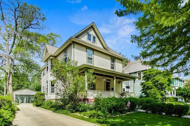 412 N Kensington Avenue, La Grange Park, IL 60526 (MLS #10747281) :: Touchstone Group