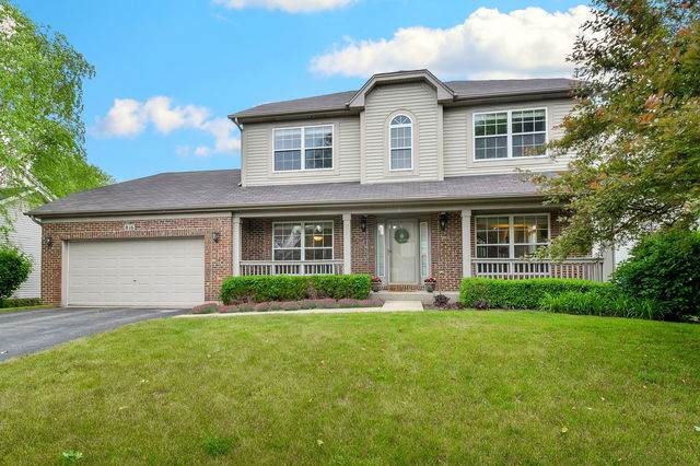 816 Columbus Drive, Oswego, IL 60543 (MLS #10747317) :: Property Consultants Realty