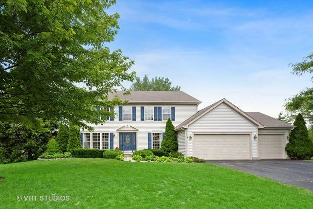 14334 Spring Meadow Court, Libertyville, IL 60048 (MLS #10747382) :: Suburban Life Realty