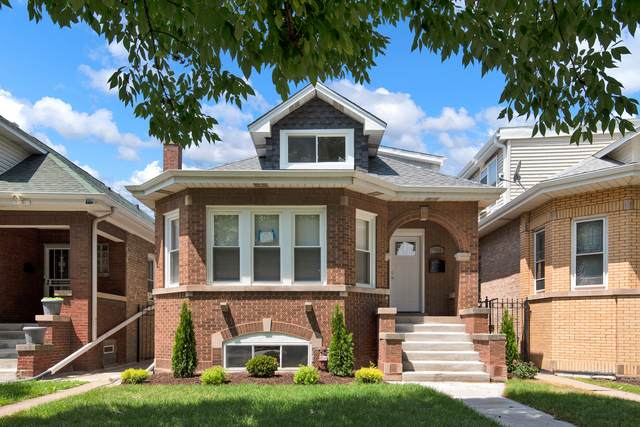 2840 N Kostner Avenue, Chicago, IL 60641 (MLS #10747385) :: Property Consultants Realty
