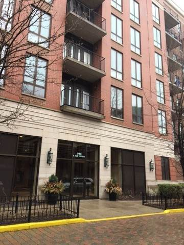 343 W Old Town Court P-32, Chicago, IL 60610 (MLS #10747426) :: Touchstone Group