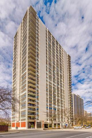 1455 N Sandburg Terrace 2108B, Chicago, IL 60610 (MLS #10747501) :: Property Consultants Realty