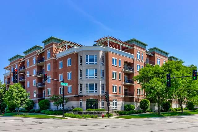 235 N Smith Street #212, Palatine, IL 60067 (MLS #10747586) :: John Lyons Real Estate