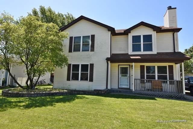 520 Cherrywood Drive, North Aurora, IL 60542 (MLS #10747655) :: Property Consultants Realty