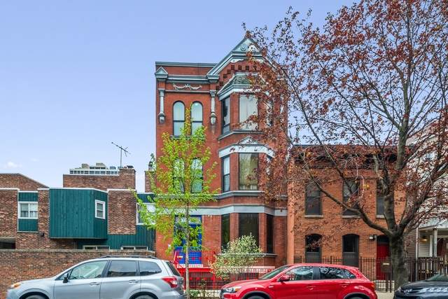 1449 N North Park Avenue, Chicago, IL 60610 (MLS #10747688) :: Angela Walker Homes Real Estate Group