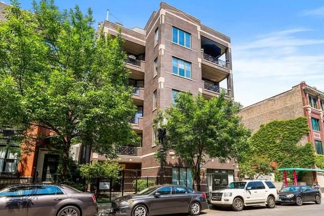 1520 N Sedgwick Street 4B, Chicago, IL 60610 (MLS #10748245) :: John Lyons Real Estate