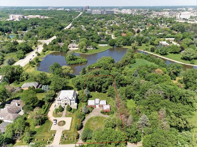 3008 Oak Brook Drive, Oak Brook, IL 60523 (MLS #10748537) :: The Spaniak Team