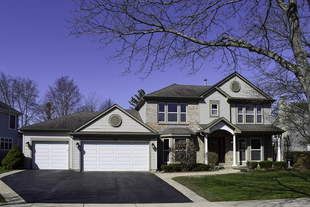 845 Saugatuck Trail, Vernon Hills, IL 60061 (MLS #10748555) :: Knott's Real Estate Team