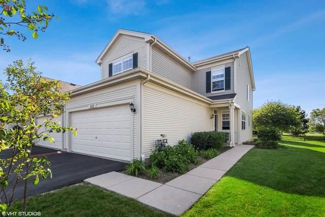 517 W Kristina Lane, Round Lake, IL 60073 (MLS #10748676) :: Property Consultants Realty