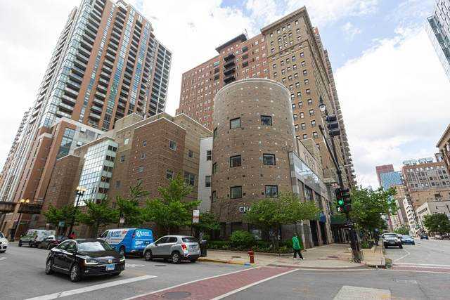 40 E 9th Street #611, Chicago, IL 60605 (MLS #10749077) :: Littlefield Group