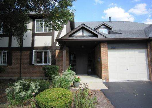 6211 Lake Park Lane C, Willowbrook, IL 60527 (MLS #10749372) :: Property Consultants Realty