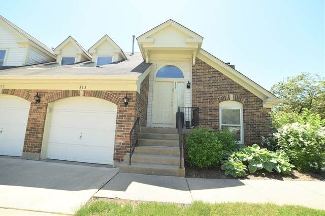 313 Satinwood Court, Buffalo Grove, IL 60089 (MLS #10749408) :: Property Consultants Realty