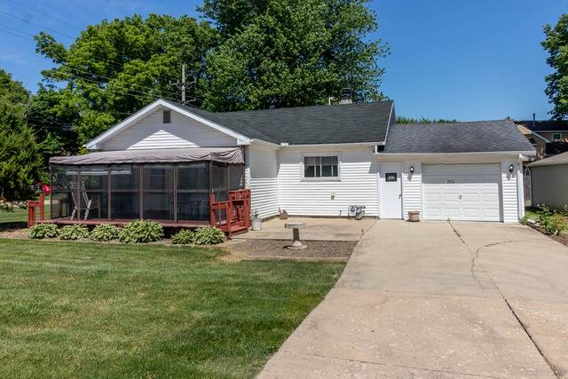 325 N Gage Street, Somonauk, IL 60552 (MLS #10749414) :: Property Consultants Realty
