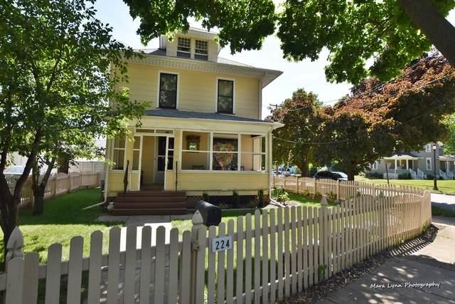 224 West Park Avenue, Aurora, IL 60506 (MLS #10749445) :: Property Consultants Realty