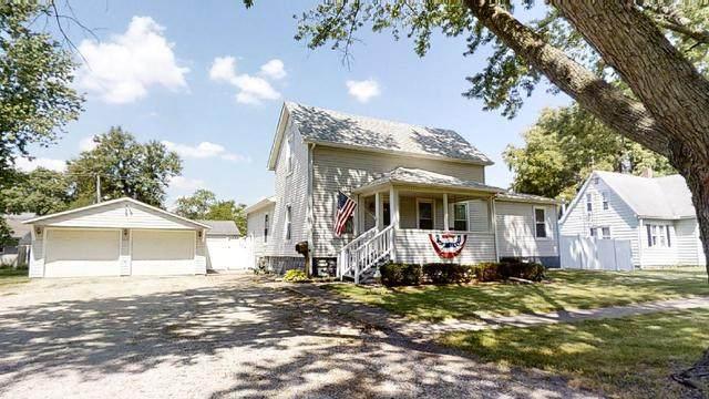 515 N Guthrie Street, Gibson City, IL 60936 (MLS #10749472) :: Ryan Dallas Real Estate