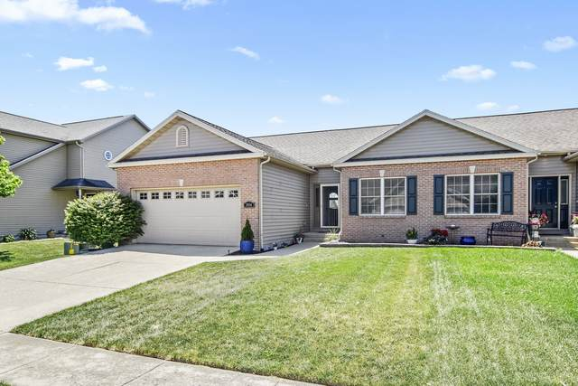 2966 Benson Lane, Normal, IL 61761 (MLS #10749621) :: Property Consultants Realty